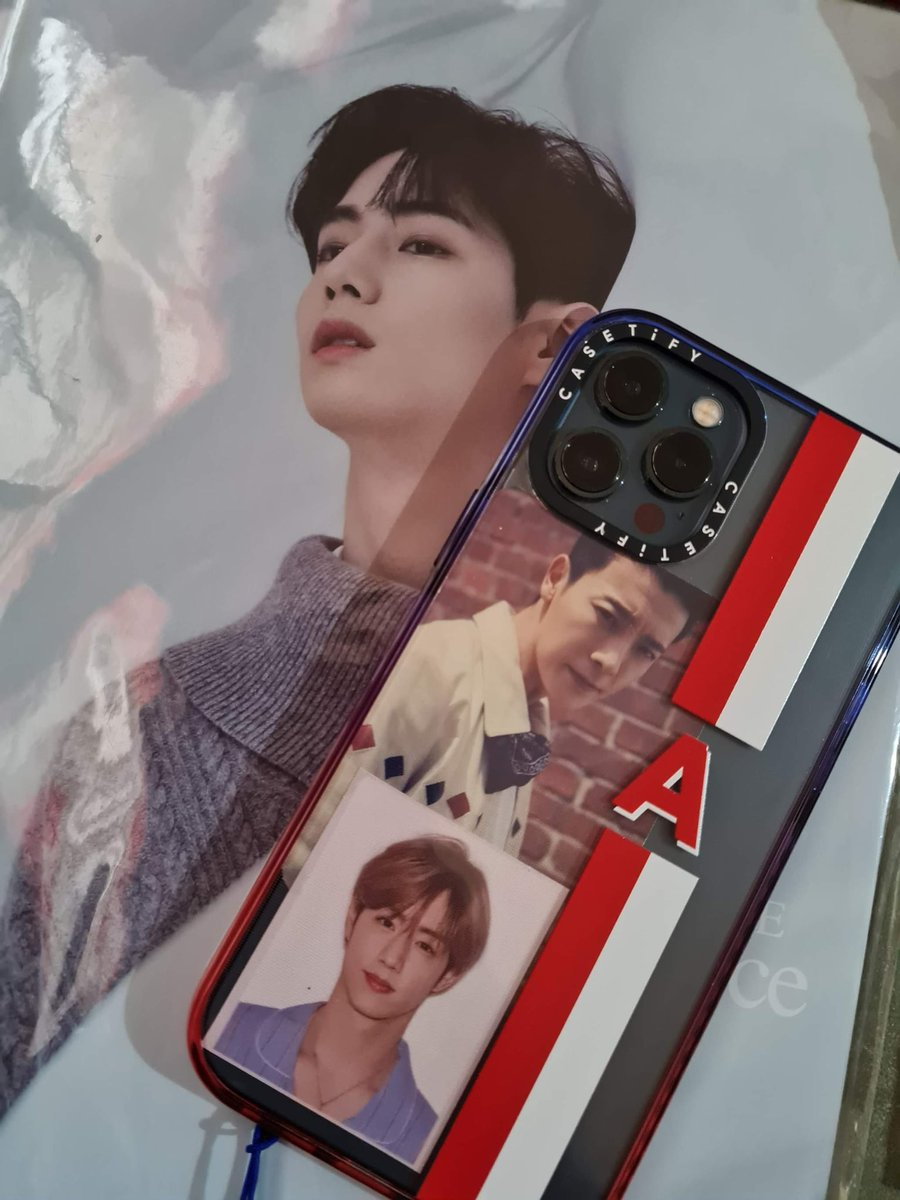 Simple joy! 🥰😍 #igot7 #SUPERJUNIOR #marktuan #leedonghae #superjuniorelf @casetify