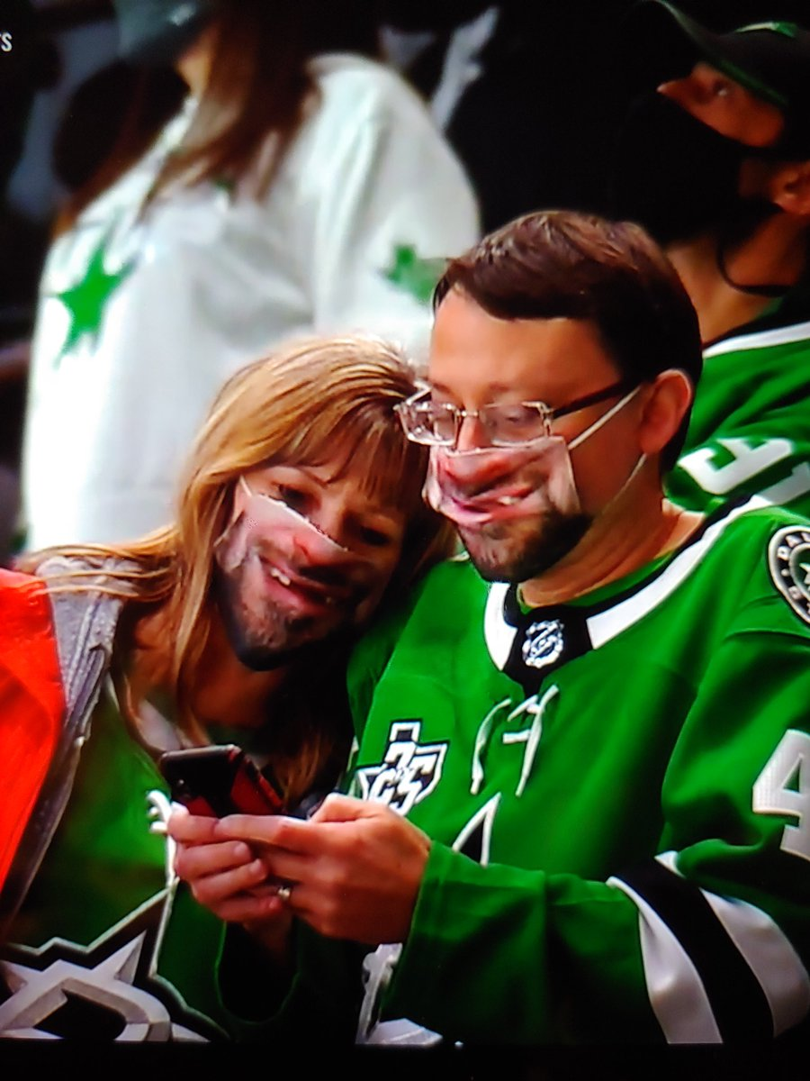 Who are these people and where did they get these masks?? 😁 #Rads #GoStars