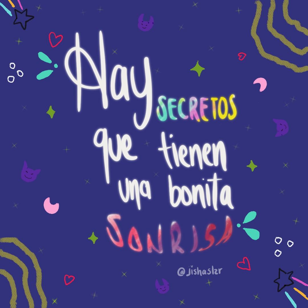 ~ 🤫🤫😈😈  #letras #letrasbonitas #moments #frases #frasesdeamor #frasesbonitas #frasesinspiradoras #quotes #secret #mexico #tehuacanpuebla #smile #secretos #topsecret #loveyou #procreateart #quotestagram #ilustración #procreate #love #magic #cdtehuacan #mexico #friday