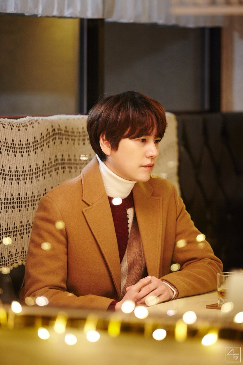 It's D-3 before Kyuhyun's digital single for his Winter Project : 마지막 날에 (Moving On) Check out the the MV with Gong Myung and Chae Soobin on the 26th of Jan 6PM KST   MV teaser here :  Clip & Photo teasers in @SJofficial   #SUPERJUNIOR #규현 #KYUHYUN