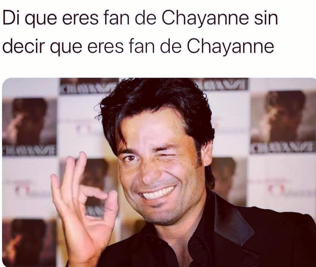 @CHAYANNEMUSIC @VladyGomez #chayanne