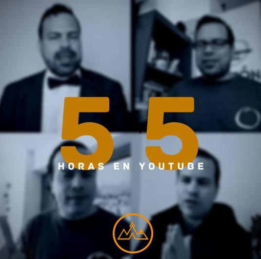 #Actualidad | ¿Conoces el proyecto #55HorasEnYouTube?  https://t.co/kheUXy0kgl  #FelizDomingo #24Ene https://t.co/BFaScNl8Zu