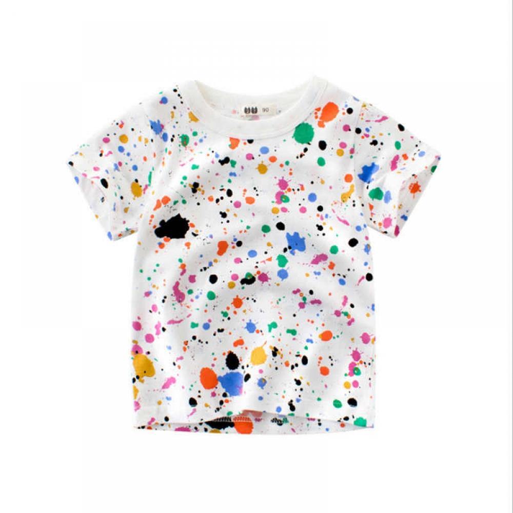 #baby #newbornphotography Camiseta Blanca Brillante para Niñas