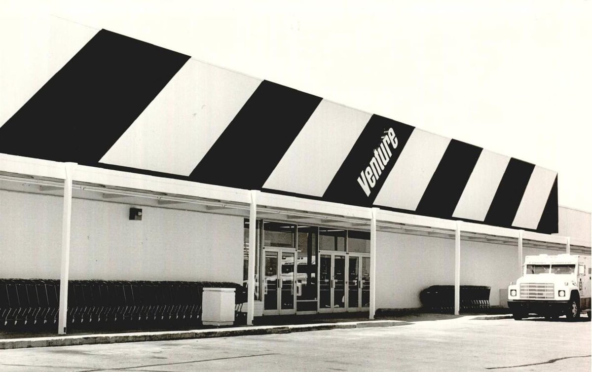 Did you ever shop at Venture? #ChicagoHistory ✔️