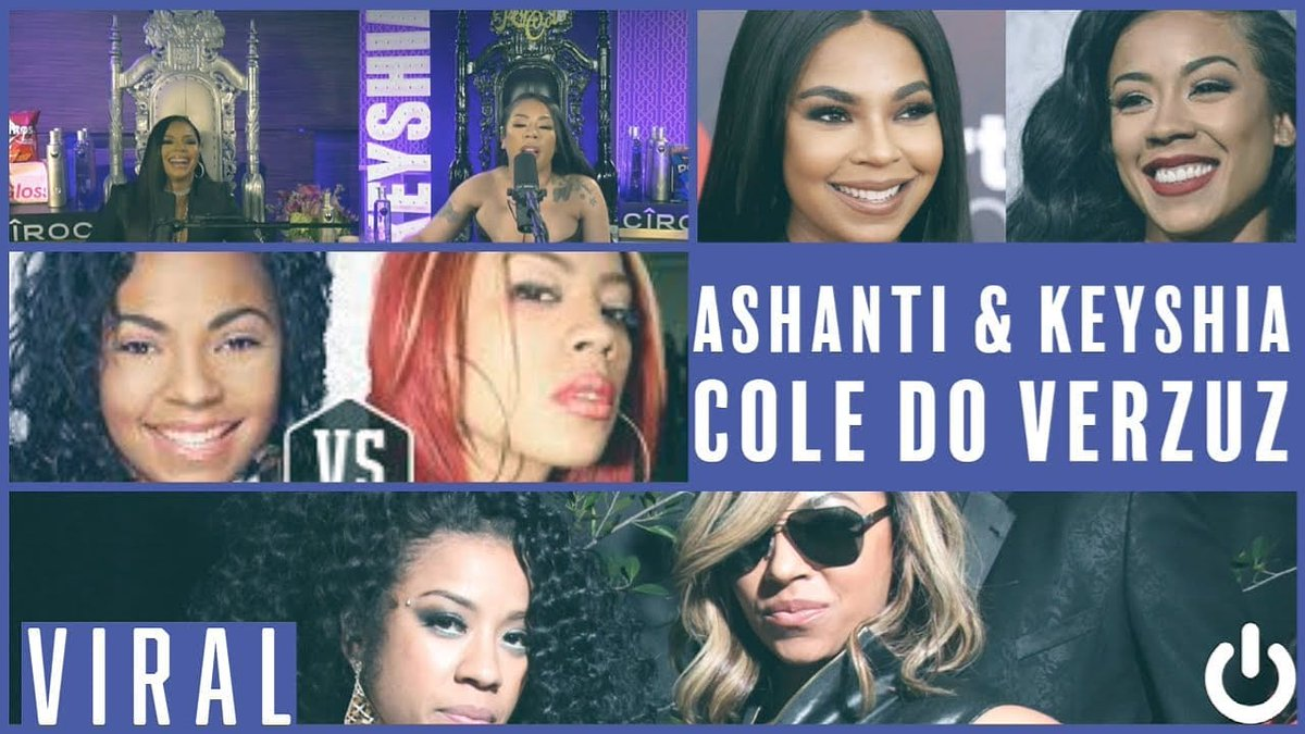 Finally, #ashantikeyshiacole did a #verzuzonline and looked back at highlights of the #verzuzbattle on #viraltvshow. 👇👇👇👇👇 . #like #like4likes #likeforlikes #like4followers #likeforlike #like4follow #likeforlikeback #like4like @ashanti @KeyshiaCole