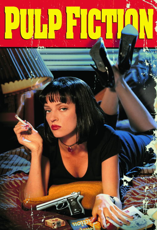 Film #26 of 2021. PULP FICTION. Still great.
