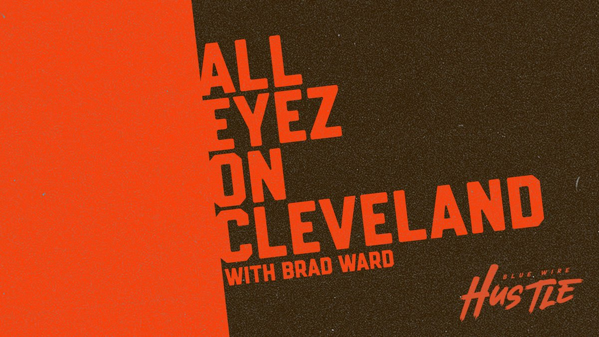 NEW: #Browns 2021 Exit Interview Edition featuring @MichaelReghi  @AllEyezonCle @BlueWireHustle #Browns #NFL #BrownsTwitter #NFLTwitter  Listen Here: