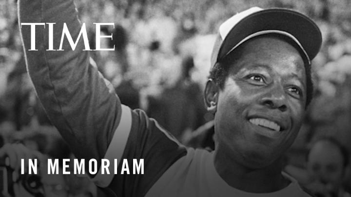 Baseball legend Hank Aaron has passed away, but his home run record remains a lesson in courage and commitment