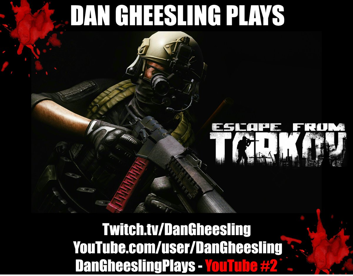 Check out @DanGheesling's LEARNED FROM THE BEST. - #EscapeFromTarkov (S08E24) 🔥🔥🔥🔥🔥🔥🔥🔥    #Gaming #Games #Tarkov #Tarky #YouTubeGaming #Fun #TikTok #VideoGames #VideoGaming #TwitchChannel #Streaming #YouTubeGaming #Twitch #TwitchGaming #Gamers