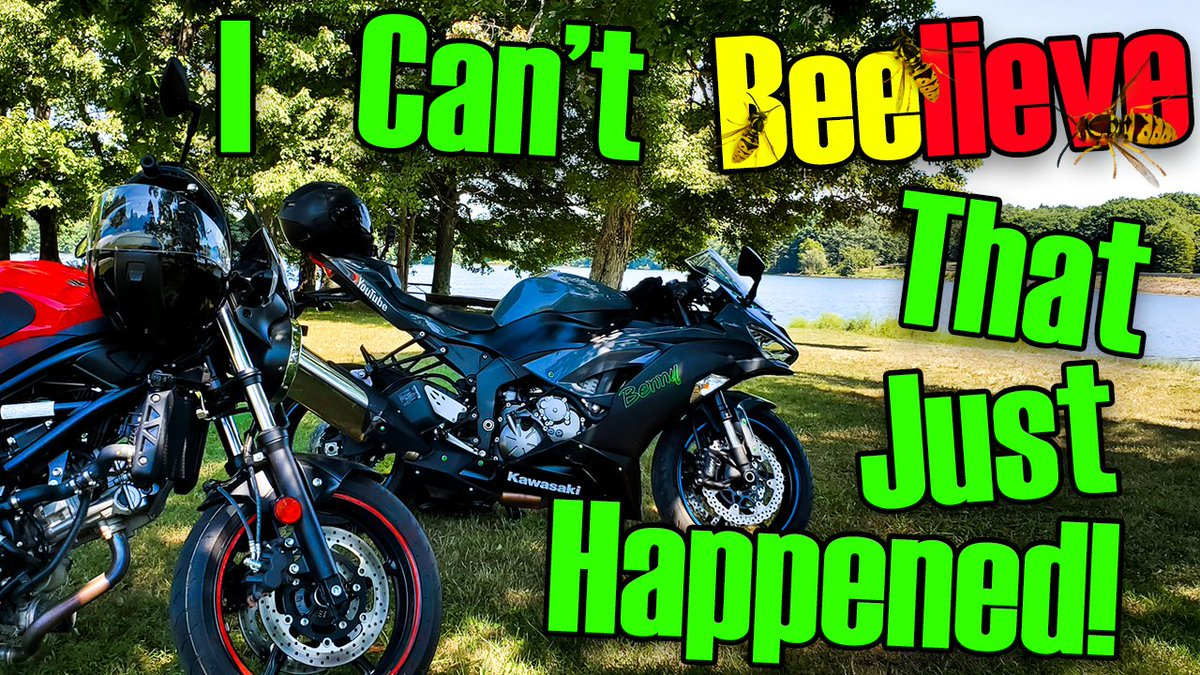 This video.... omg 😅 you'll see. 😉 . #youtube #summer #summervibes #fun #happy #motorcycle #ride  .