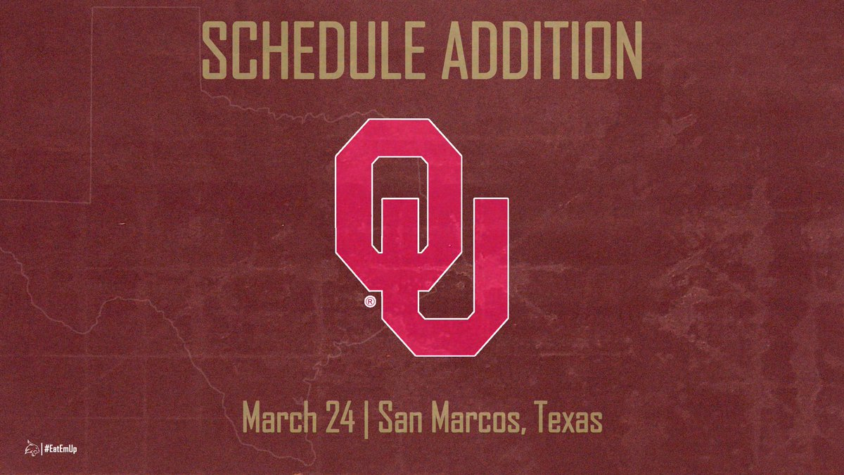 Another midweek game added to the schedule, this one taking place at Bobcat Ballpark. #EatEmUp #ComebackStrong
