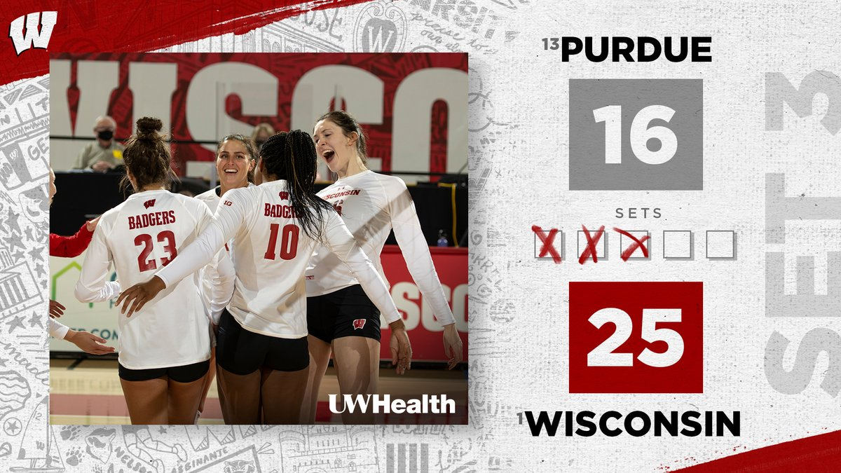 Replying to @BadgerVB: This was fun! Let's do this again sometime!  Maybe tomorrow? :)  #OnWisconsin