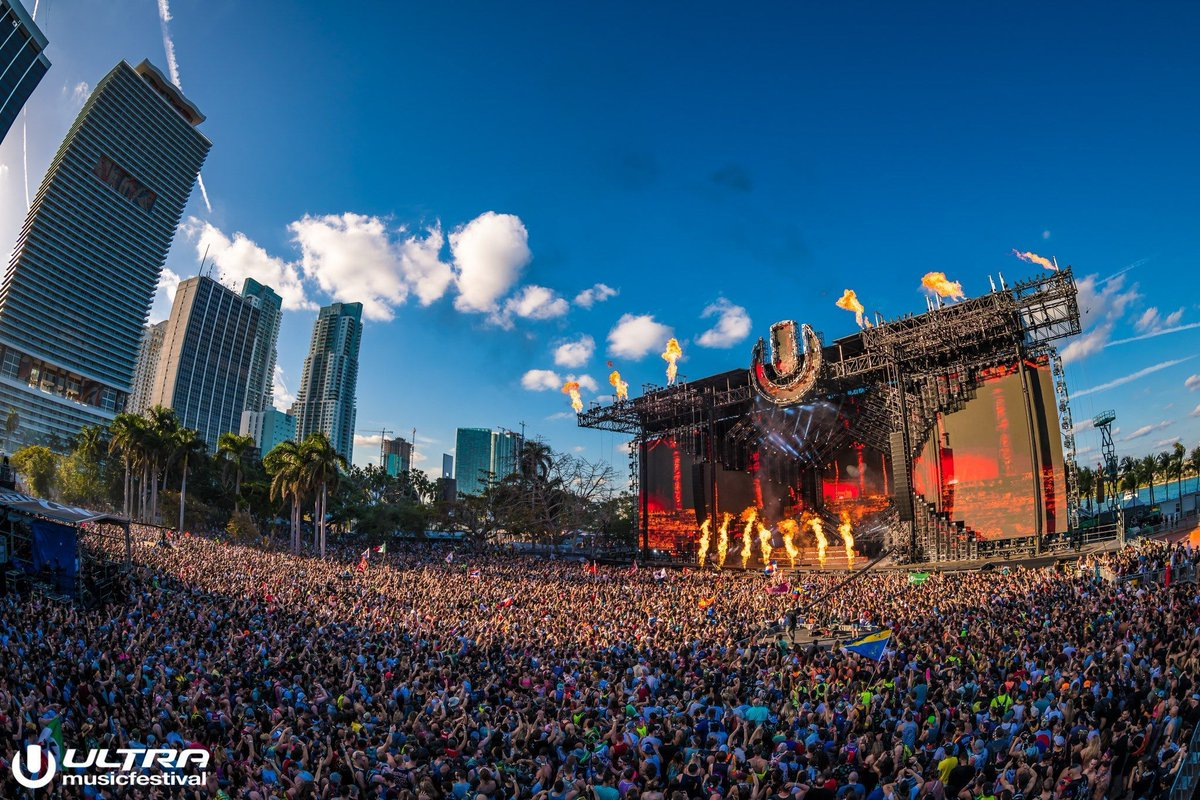 Breaking: Ultra will reportedly cancel for a second year in a row but wants to secure 2022 dates before officially announcing | 📸: Alive Coverage