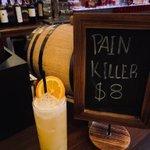 Image for the Tweet beginning: 8$ pain killer all night