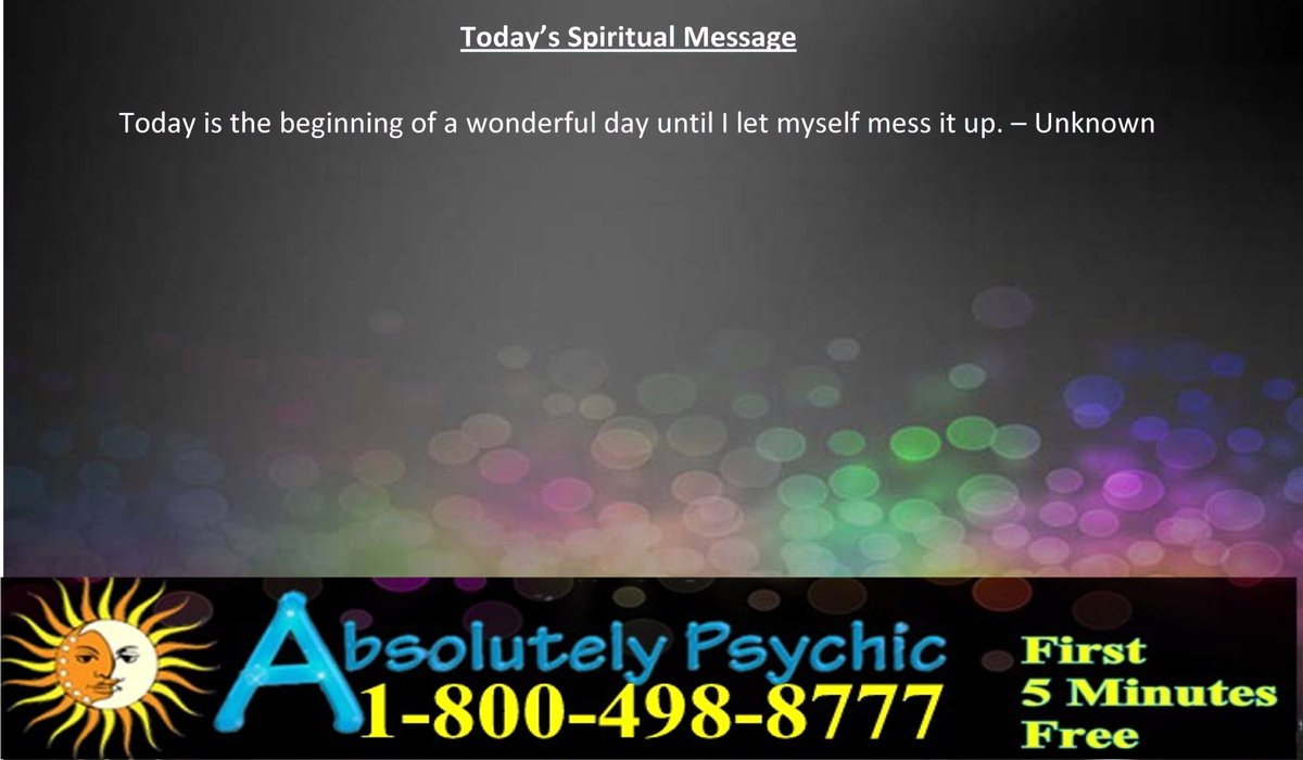 Today's Spiritual Msg Jan 22 Psychic Readings First 5 Minutes FREE 1-800-498-8777 #relationships #tarot #astrology #horoscope #women #spirituality #spiritual #dating #psychic #follow #nature #beautiful #fashion #beauty #hair #marriage #flowers #homedecor #homedecorating