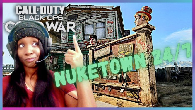 NEW VIDEO UP!!!! Thank you for tuning in to watch my videos! Please hit the LIKE & SUBSCRIBE button to watch more of my videos! THE LINK IS IN MY BIO! I appreciate cha!!! #blackops #CoD #girlgamer #gamers #gamergirl #YouTuber #BlackOpsColdWar #GamerGirlWednesday #Blackgirlgamer