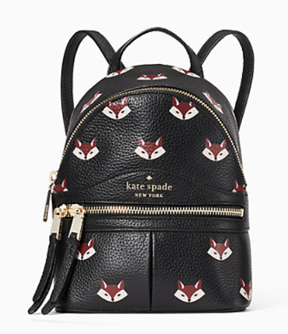 ♥️HUGE Savings! ♥️ #KateSape Out Of The Woods #Fox Mini Convertible Backpack  #ad >   #Fashion #Style