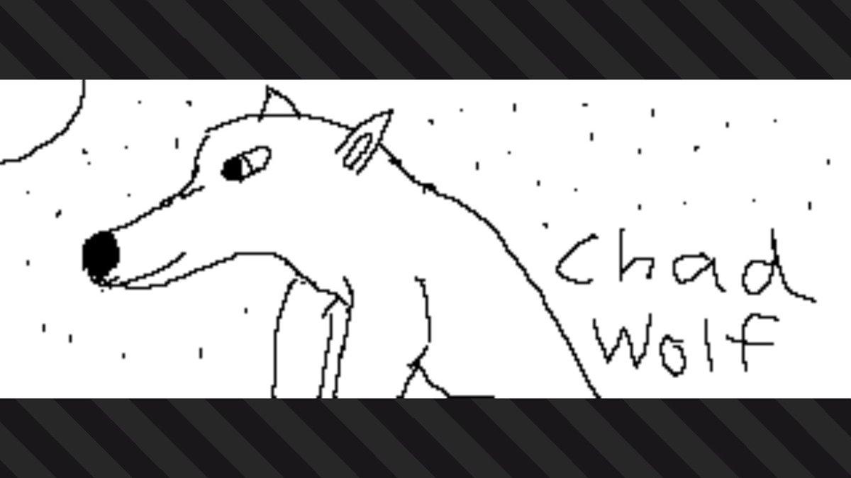 Chad Wolf Bottom Text #Splatoon2 #NintendoSwitch https://t.co/DejB1Iyq1x