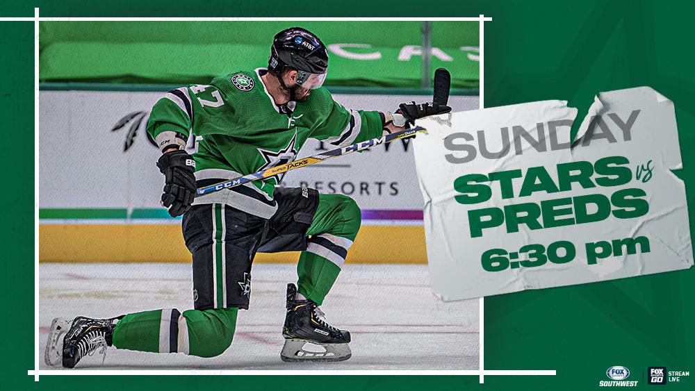 Let's do it again on Sunday. #GoStars