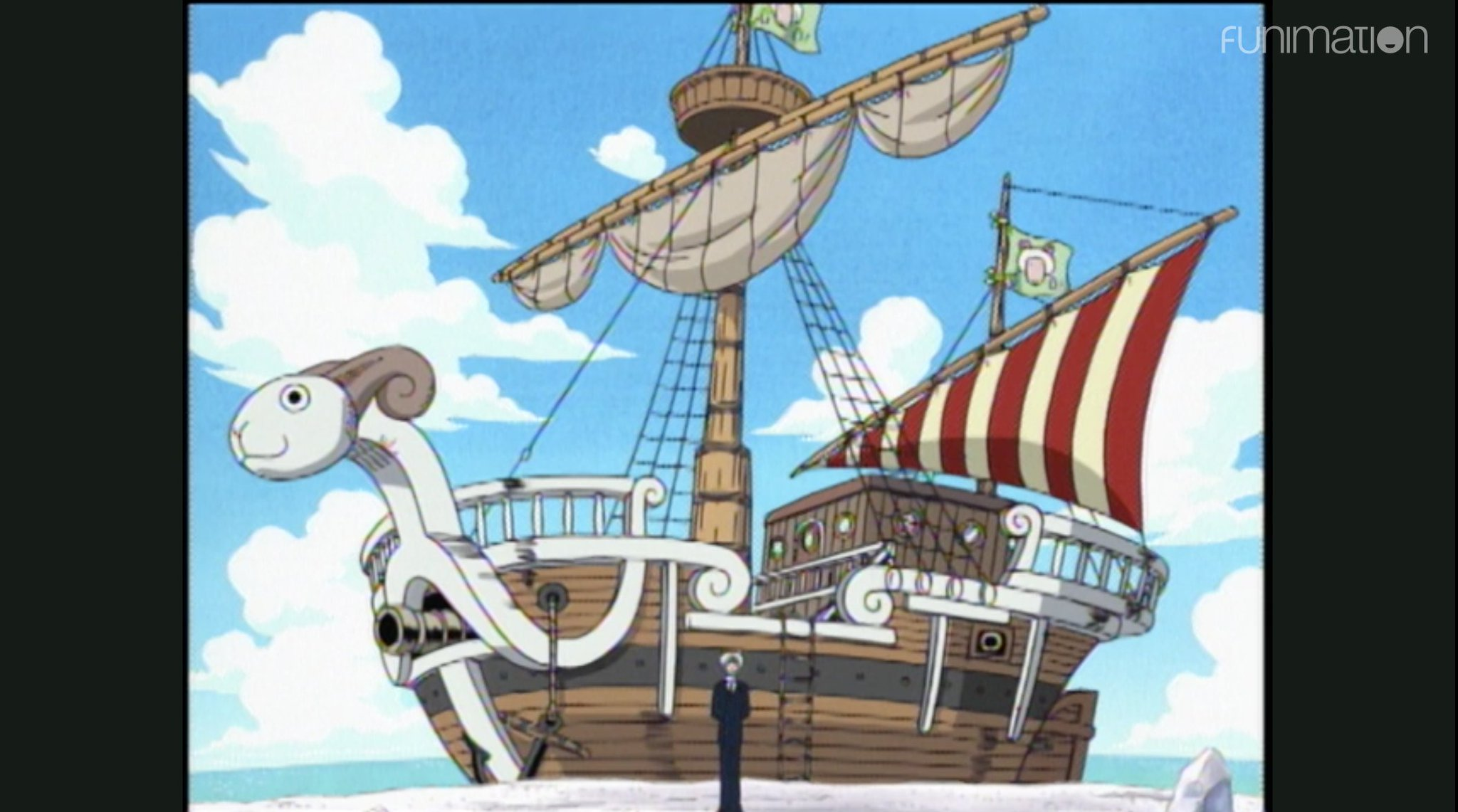 """One Piece on Twitter: """"Happy birthday to the Going Merry! 🎉 🎂 What's your  favorite memory of the Straw Hat crew's first ship? 🥺… """""""