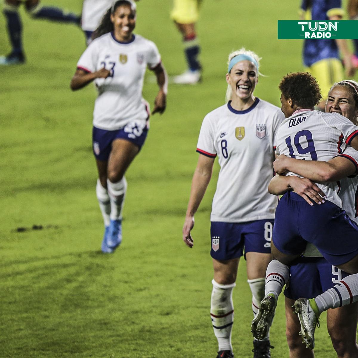 🔥🇺🇸POWER USA | El Team USA Femenil venció a la Selección de Colombia 🇺🇸6🆚0🇨🇴 :: Partido amistoso disputado en el Exploria Stadium de Orlando🏟️🙌⚽️ :: :: #TeamUSA | #USWNT | #USAvCOL | #USA | #UnitedStates