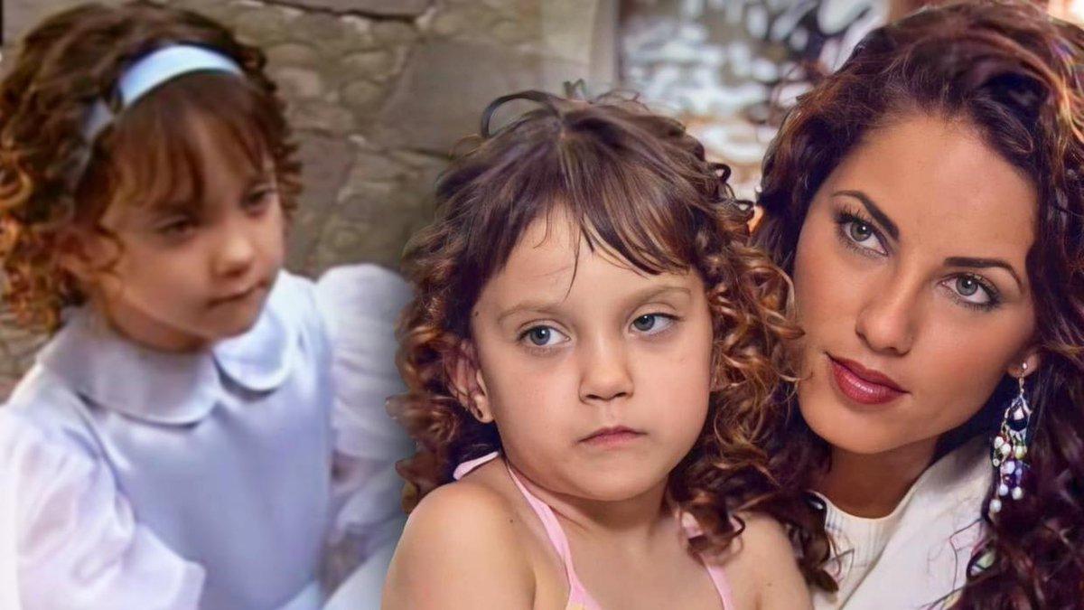 ¿Recuerdas a la sobrina de Rubí? Te sorprenderá ver lo grande que luce ahora la actriz.