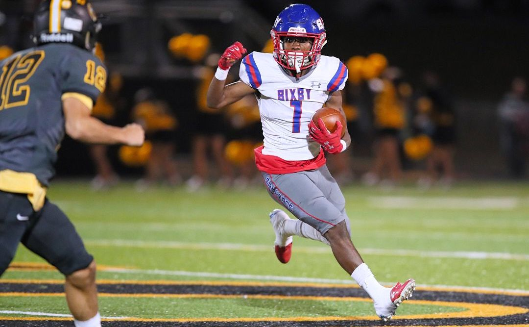 Bixby 2022 ATH and #OKState target Braylin Presley was named the 2020 MaxPreps Oklahoma High School Football Player of the Year  https://t.co/nqgJs5PBsi #OKPreps https://t.co/qnId5QE4IY