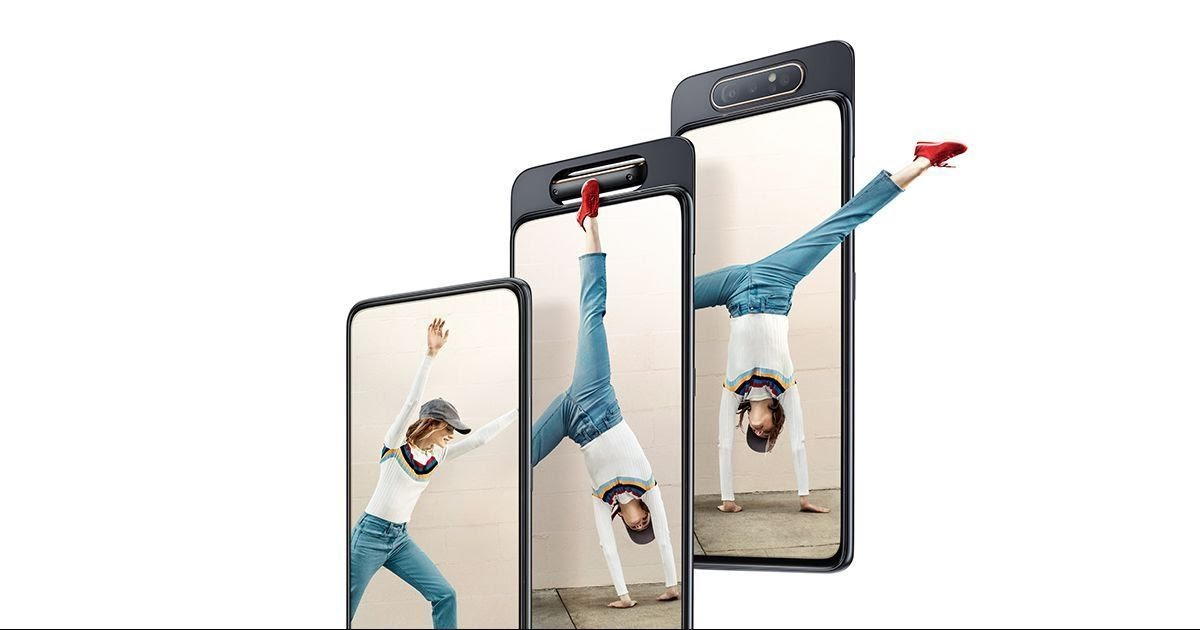 Samsung Galaxy A82 5G is in the works .  ⭕model number SM-A826B  It isn't clear if the Samsung Galaxy A82 5G will have the same flip camera design as the Galaxy A80  #SamsungUnpacked #GalaxyS21Ultra #GalaxyBudsPro #GalaxyxBTS #SamsungS21Ultra