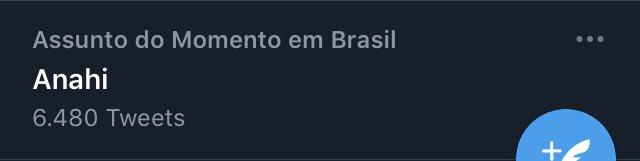 Anahi nos assuntos do momento no Brasil sem fazer NADA apenas com os @ falando da vida dela.