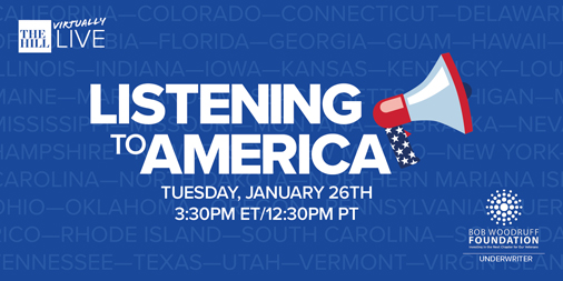 Jan. 26: Colorado Gov. Jared Polis, New Orleans @mayorcantrell, Española Mayor Javier Sánchez, and more will join #TheHillAmerica to discuss concerns of citizens in communities small and large, rural and urban. View the full speaker lineup and RSVP here: https://t.co/7Wg3dg0UiB https://t.co/XCAAOCsslA