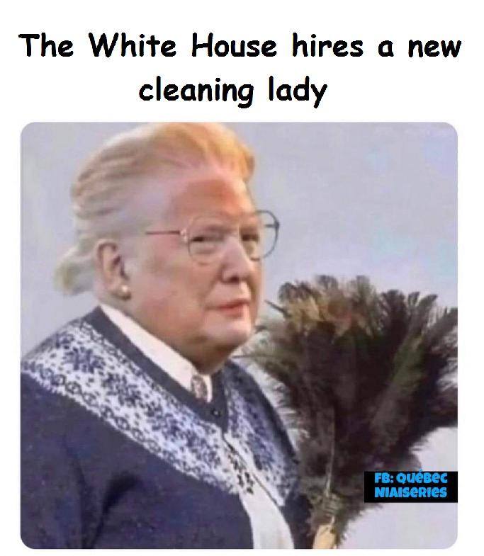 #USA #WhiteHouse #DonaldTrump #ShutUp it`s #hilarious #jokeoftheday #Jokes #LOL #Funny #FunniestTweets #Adult #Humor #Humournoir #Canada #Quebec #Ontario