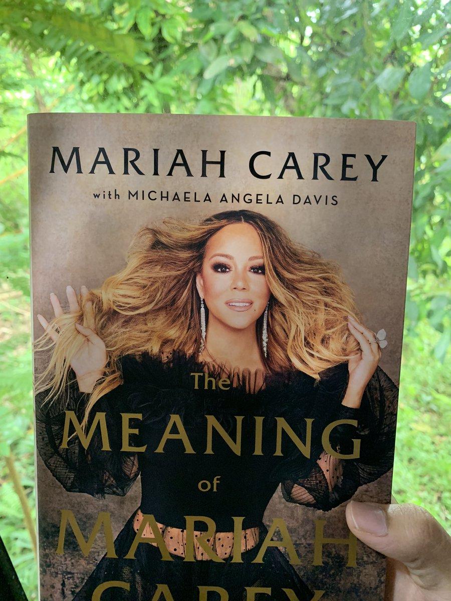 @MariahCarey @JosephKahn Starting my morning with #TheMeaningofMariahCarey LYM MC!!! #L4L 🤗😘♥️