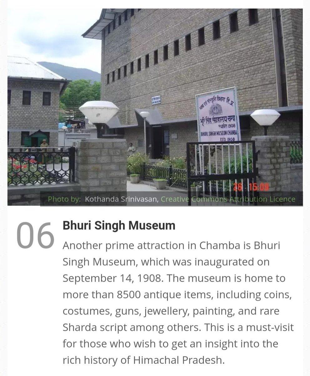 Now Bhuri has her own Museum that too in Chamba. 😛😜  @KapilSharmaK9 @kikusharda @bharti_lalli @sumona24 @Krushna_KAS @haanjichandan   #TheKapilSharmaShow