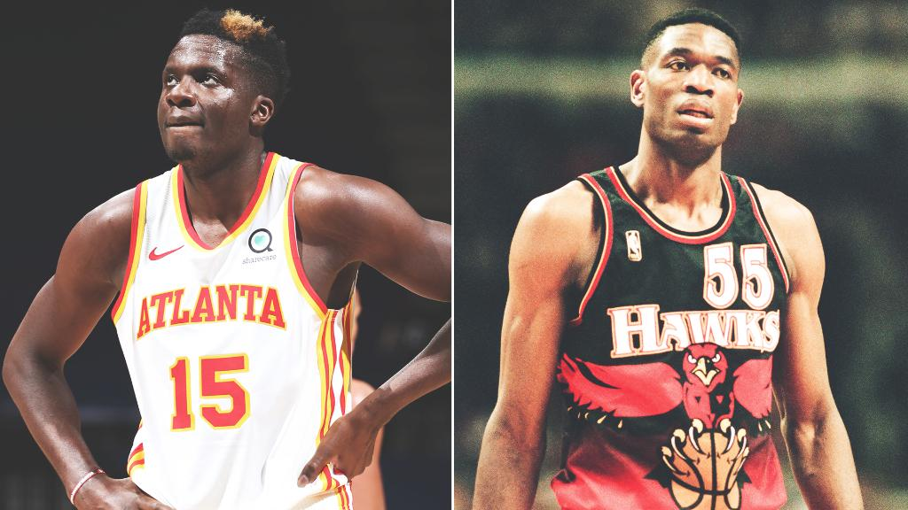 Clint Capela is the first Hawks player with a triple-double including 10 blocks since Dikembe Mutombo in 2000❗