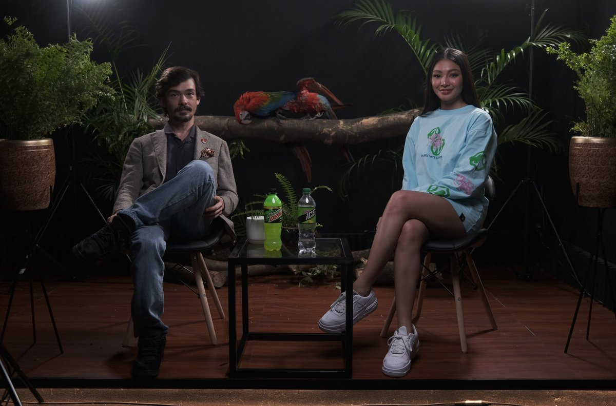 Produced by @CARELESS_PH, #NadineLustre and Dominic Bekaert unveil the story behind the Wildest Dreams Visual Album! 🙌   #WildestDreamsUntoldStories  EP 1: https://t.co/qe2cFxHGue EP 2: https://t.co/Luc4A5nFo7 EP 3: https://t.co/pwnHALK3Bu https://t.co/fK0fbbAlJD