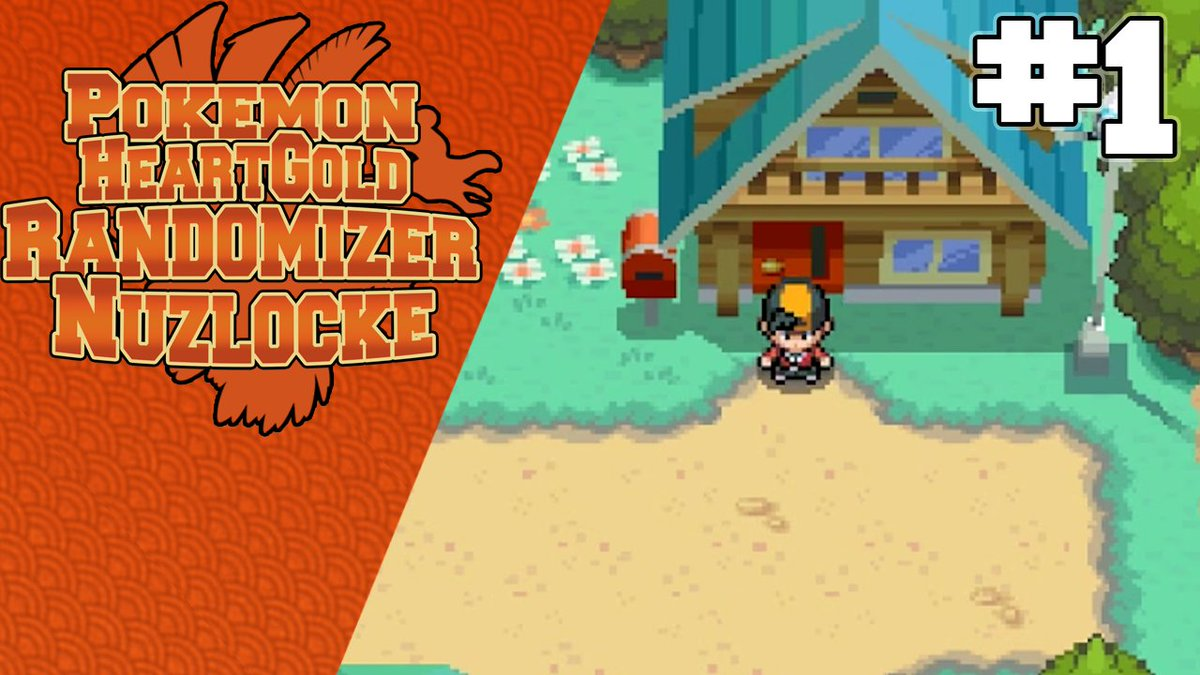 HERE IT IS LADIES AND GENTLEMEN!!! MY FIRST EPISODE OF MY POKEMON HEARTGOLD RANDOMIZER NUZLOCKE IS LIVE!!!! #pokemon #pokemon25 #youtube #youtuber