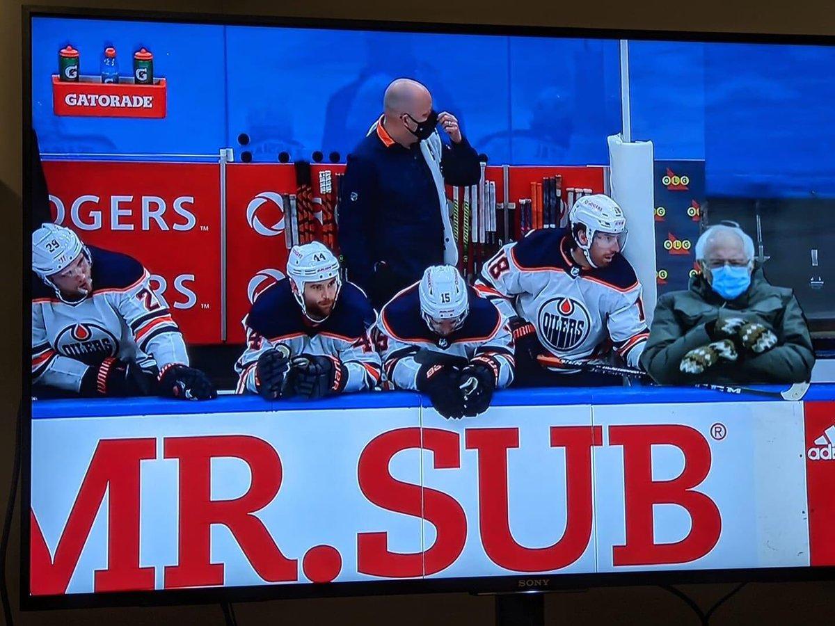 We could use the help. 🤷♂️ @EdmontonOilers @Sportsnet #oilers #NHLonSN #NHL2021