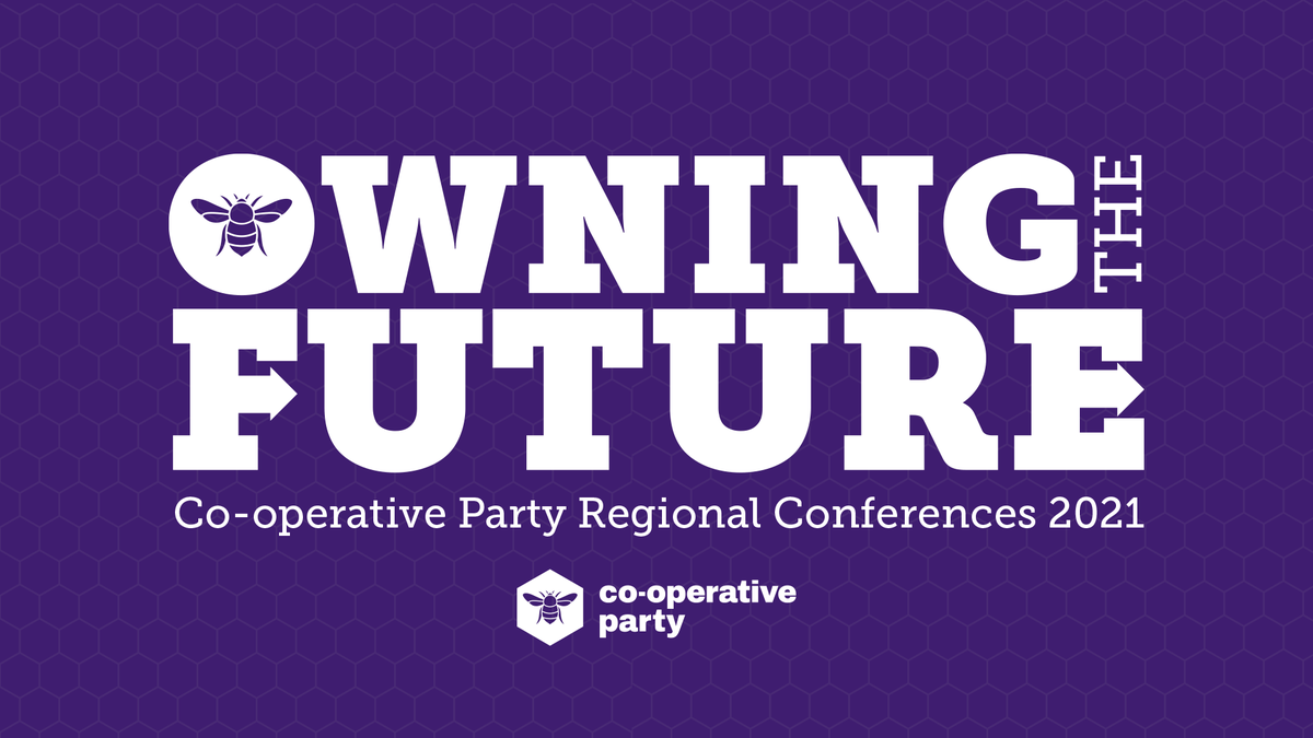 🔴 Starting at 9:30 this morning – our first Regional Conferences of the year, for members in the South East, East of England, and London. Tune in 👇 East ➡ party.coop/regional21-east London ➡ party.coop/regional21-lon… South East ➡ party.coop/regional21-se #CoopRegional21