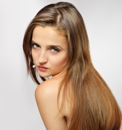 Gloriously simple hair conditioners for beautiful #hair!  #BeautifulHair
