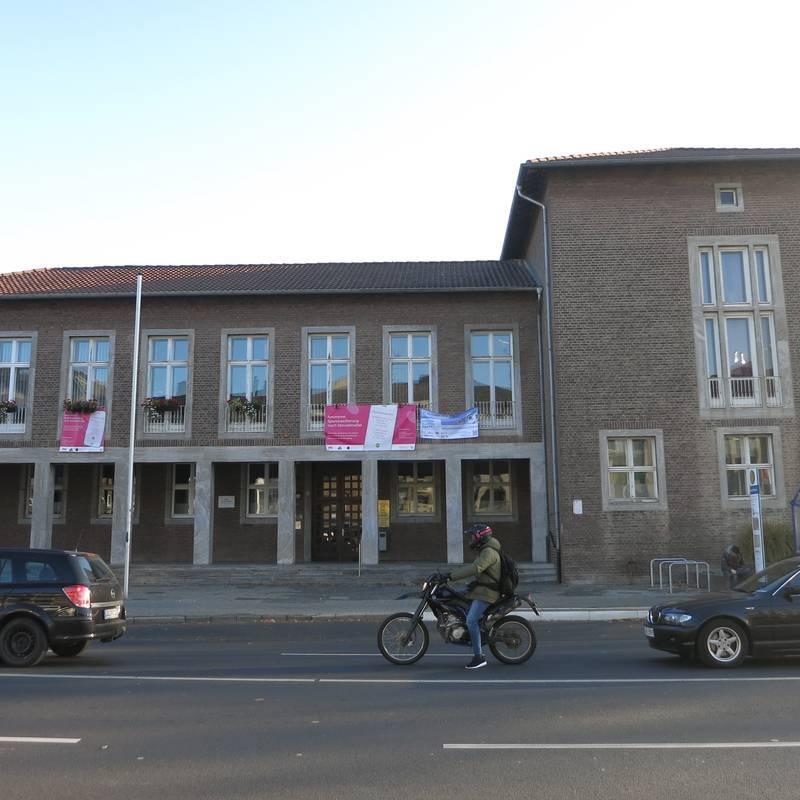 Jülicher Rathaus schließt vorerst https://t.co/kDuo5Dj10H https://t.co/07a6WEES3G