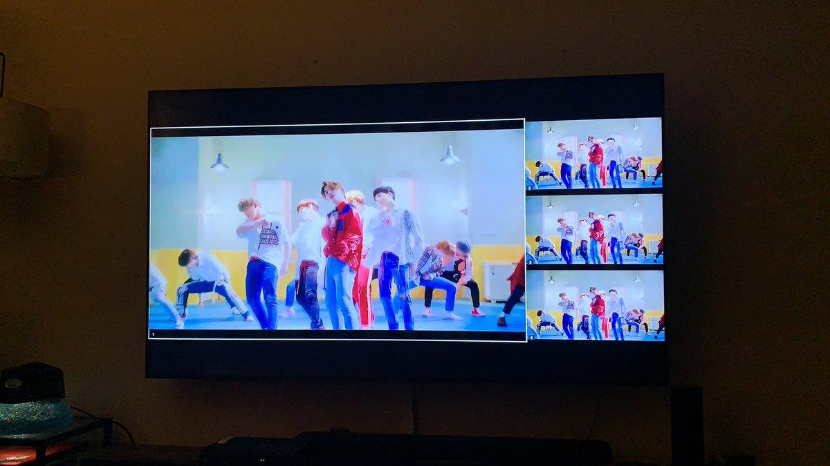 Big screen LETS GOO!! HAHAHAHAHA   @pledis_17 #세븐틴 #SVT_IN_COMPLETE