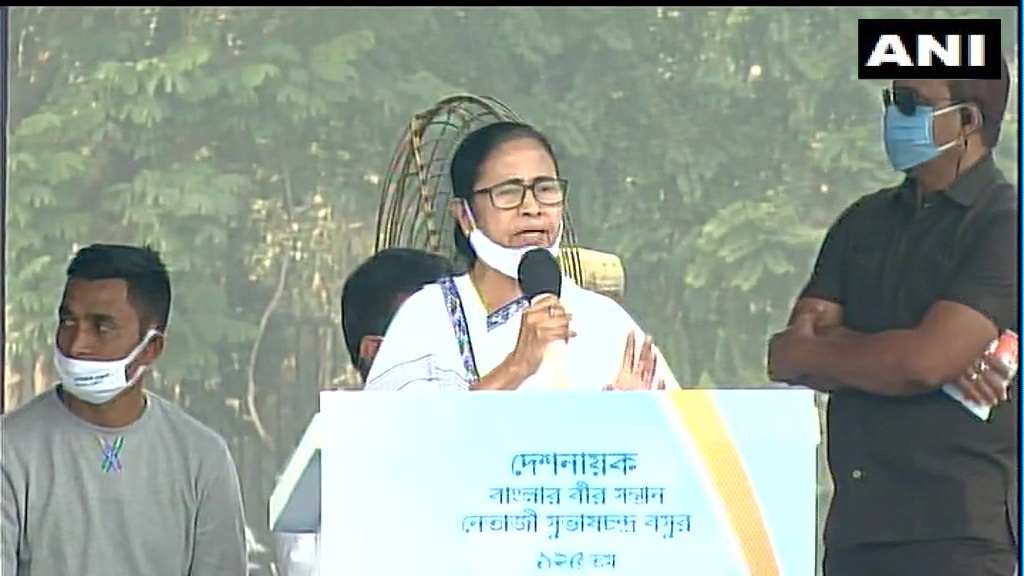 I believe that India must have 4 rotating capitals. The English ruled the entire country from Kolkata. Why should there be only one capital city in our country: West Bengal CM Mamata Banerjee