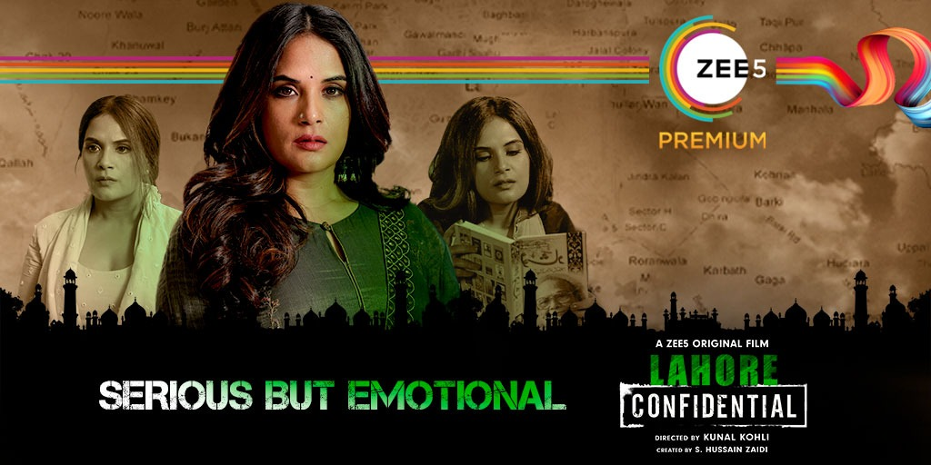 She is willing to do #WhateverItTakes for the sake of her mission. Watch Ananya's journey of love and patriotism in #LahoreConfidential. Premieres 4th February.