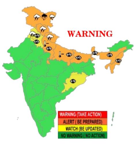 23 January 2021: #Weather Warning  Source: @Indiametdept   Dense to Very Dense #Fog in some pockets very likely over East #UttarPradesh; isolated pockets over #Assam & #Meghalaya,#Nagaland,#Manipur,#Mizoram,#Tripura, West #UttarPradesh,#Bihar, Sub-Himalayan #WestBengal & #Sikkim