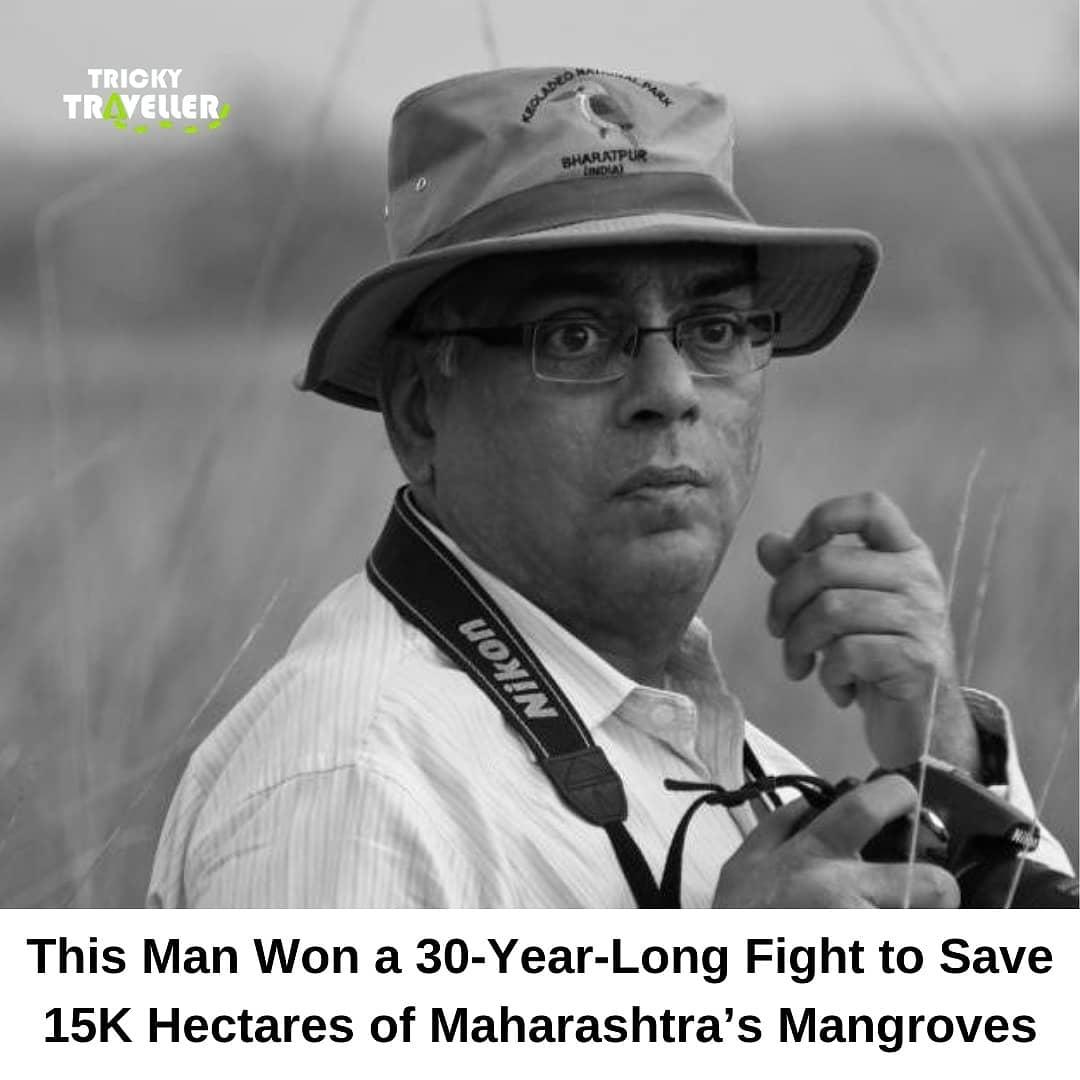 The mangrove man.   #movie #forest #climatechange #saveforest #savenature