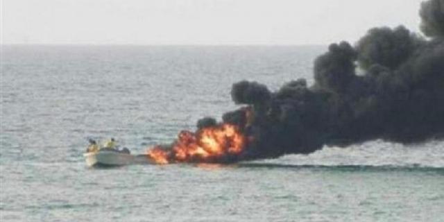 التحالف السعودي الإماراتي باليمن يدمر زورقاً حوثياً مفخخاً وطائرة مسيرة  #الإمارات #اليمن #السعودية