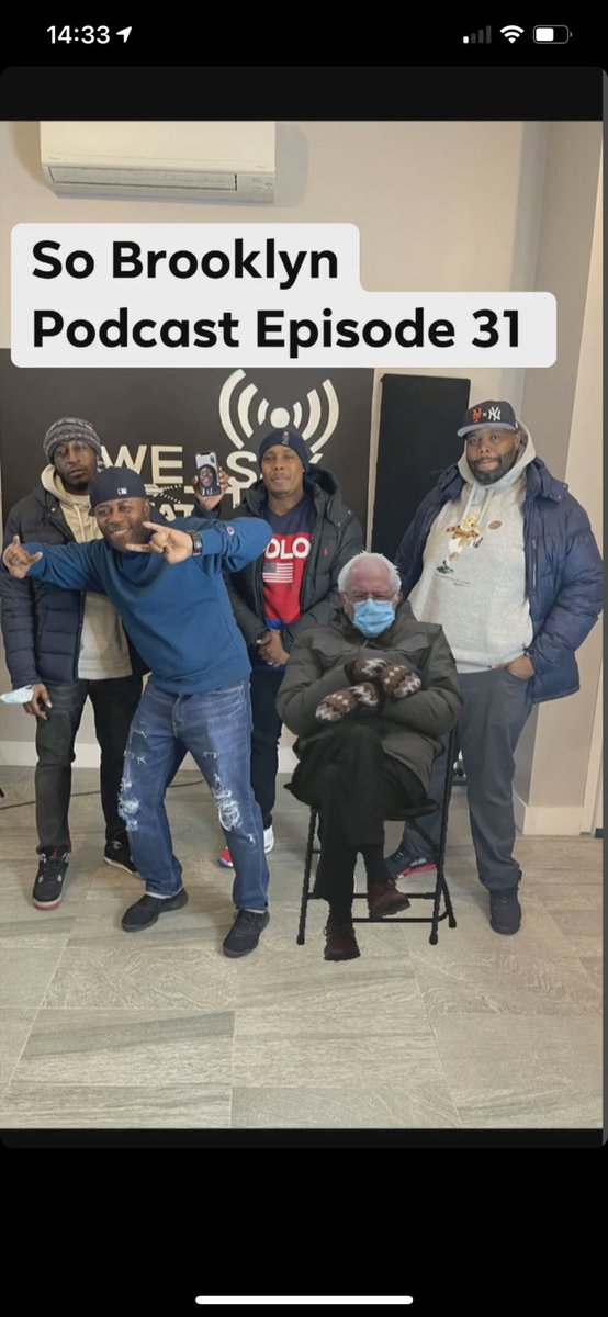 """Watching so Brooklyn Podcast Episode 31 #AlwaysLeadsToHavingSex  So Brooklyn Podcast Episode 31"""" Might need to sit down for this one""""  via @YouTube"""