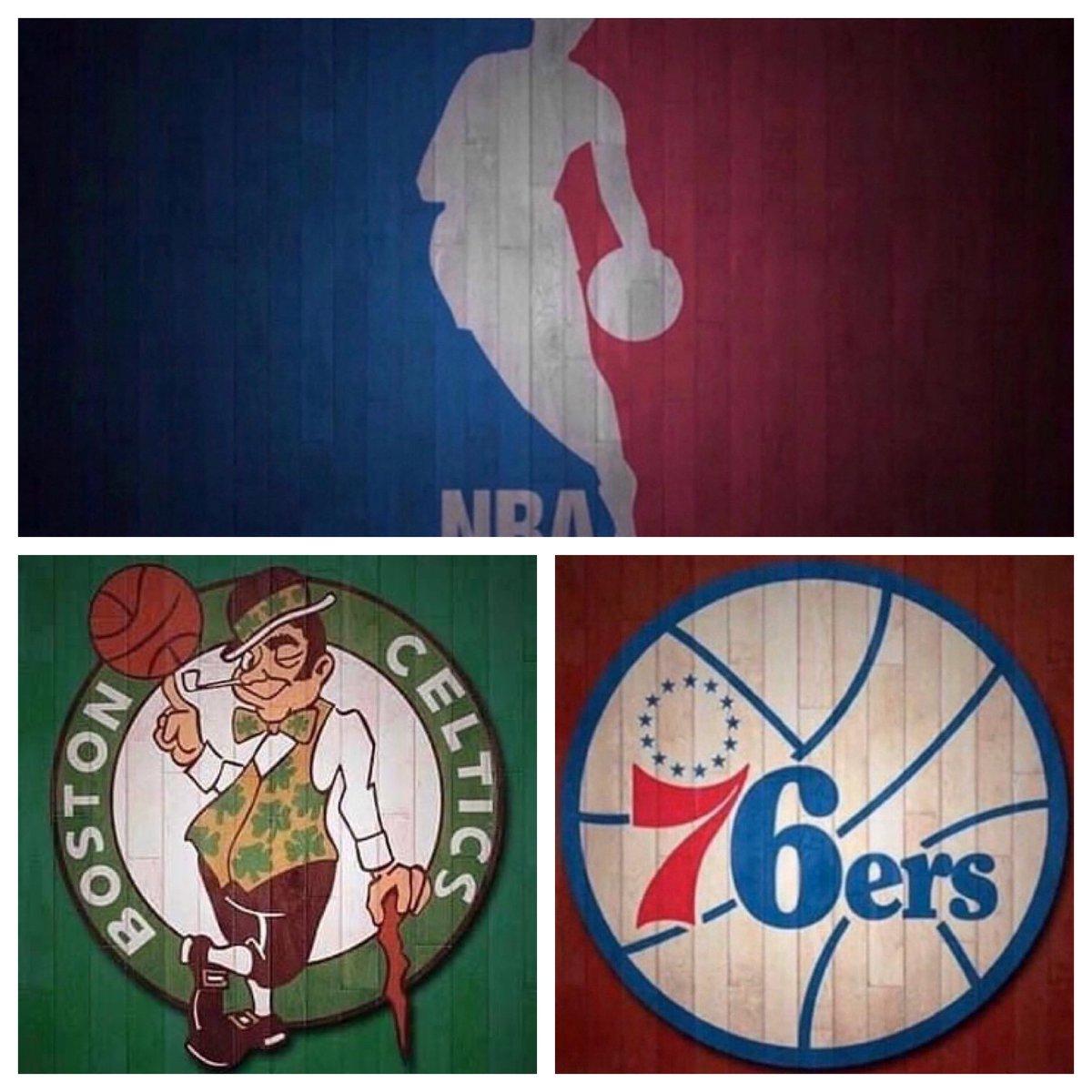 #IESRSN #Celtics @ #76ers is underway! #NBA #BOSvsPHI #BleedGreen #HereTheyCome
