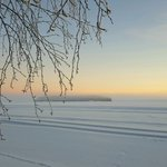 Image for the Tweet beginning: Morning lights #Sunrise #Dawn #Sweden