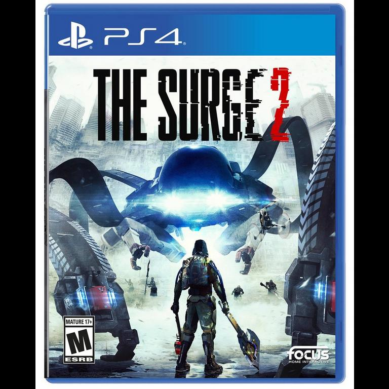 The Surge 2 (PS4/XBO pre-owned) is $7.99 on GameStop DOTD